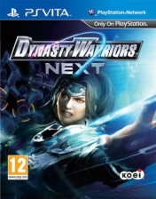 Cover Dynasty Warriors Next