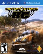 Cover MotorStorm RC