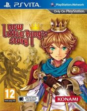Cover New Little King's Story