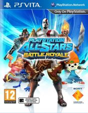 Cover PlayStation All-Stars Battle Royale