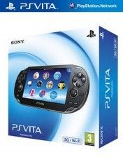 Cover PlayStation Vita (PS Vita) - Console