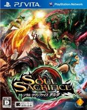 Cover Soul Sacrifice Delta