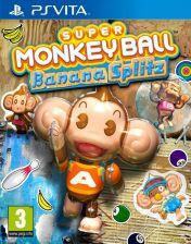 Cover Super Monkey Ball: Banana Splitz