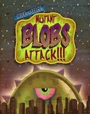 Cover Tales From Space: Mutant Blobs Attack