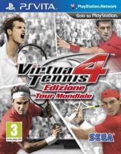 Cover Virtua Tennis 4