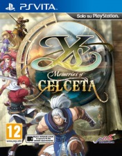 Cover Ys: Memories of Celceta
