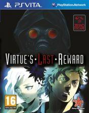 Cover Zero Escape: Virtue's Last Reward