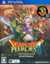 Cover Dragon Quest Heroes II