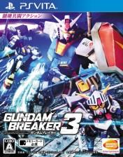 Cover Gundam Breaker 3