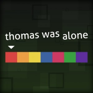 Cover Thomas Was Alone