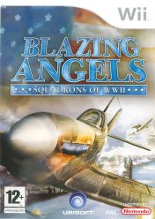 Cover Blazing Angels: Squadrons of WWII
