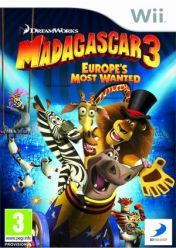 Cover Madagascar 3: The Video Game
