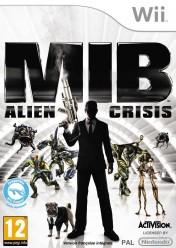 Cover Men in Black Alien Crisis