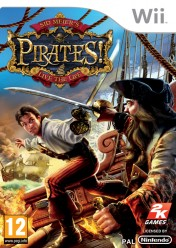 Cover Sid Meier's Pirates!