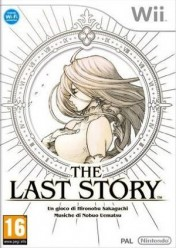 Cover The Last Story