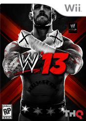 Cover WWE '13