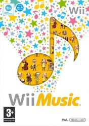 Cover Wii Music