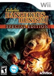 Cover Cabela's Dangerous Hunts 2011