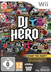 Cover DJ Hero