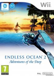 Cover Endless Ocean 2: Adventures of the Deep
