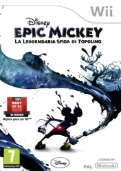 Cover Epic Mickey