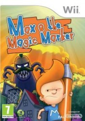 Cover Max and the Magic Marker
