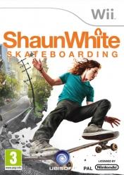 Cover Shaun White Skateboarding