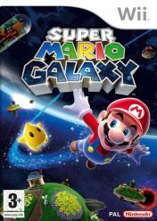 Cover Super Mario Galaxy