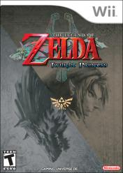 Cover The Legend of Zelda: Twilight Princess
