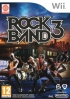 Cover Rock Band 3 per Wii