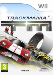 Cover TrackMania Wii