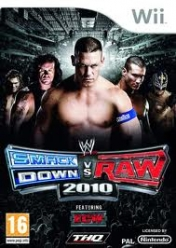 Cover WWE SmackDown! vs Raw 2011