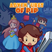 Cover Adventures of Pip