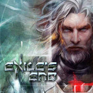 Cover Exile's End
