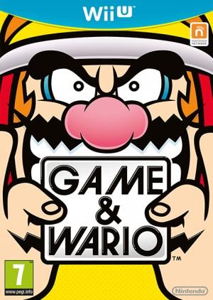 Cover Game & Wario