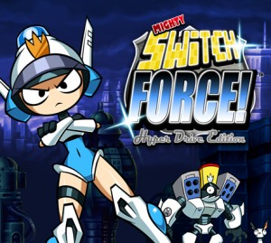 Cover Mighty Switch Force! Hyper Drive Edition