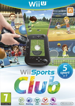 Cover Wii Sports Club