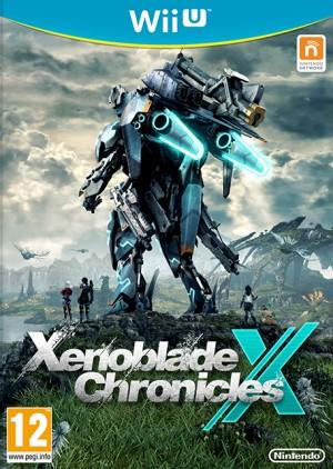 Cover Xenoblade Chronicles X
