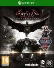Cover Batman: Arkham Knight