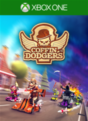 Cover Coffin Dodgers