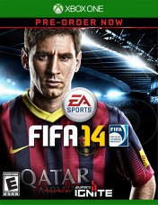 Cover FIFA 14