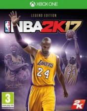 Cover NBA 2K17