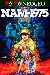 Cover ACA NeoGeo: NAM-1975
