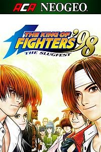 Cover ACA NeoGeo: The King of Fighters '98