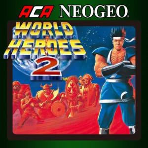 Cover ACA NeoGeo: World Heroes 2