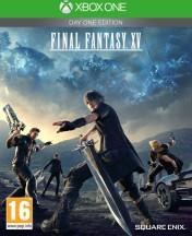 Cover Final Fantasy XV