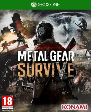 Cover Metal Gear Survive