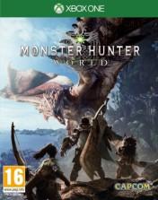 Cover Monster Hunter: World