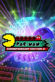 Cover Pac-Man Championship Edition 2