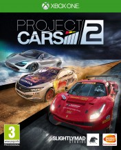 Cover Project Cars 2